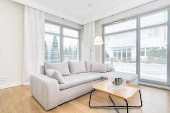 ภาพ Elite Apartments Marina Residence ใน กดันสค์