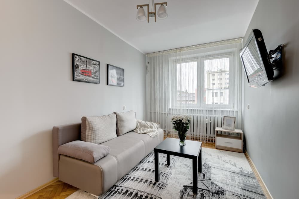 דירת סטנדרט - סלון