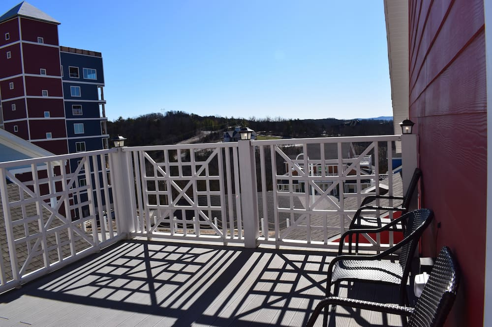Luxury-Apartment, 3Schlafzimmer - Balkon