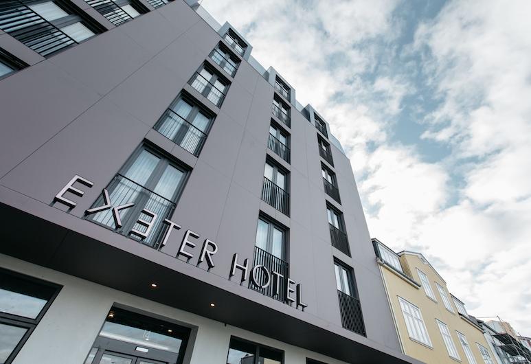 Exeter Hotel, Reikjavikas