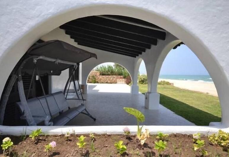 Villa Resitinga, Fnideq, Terrasse/veranda