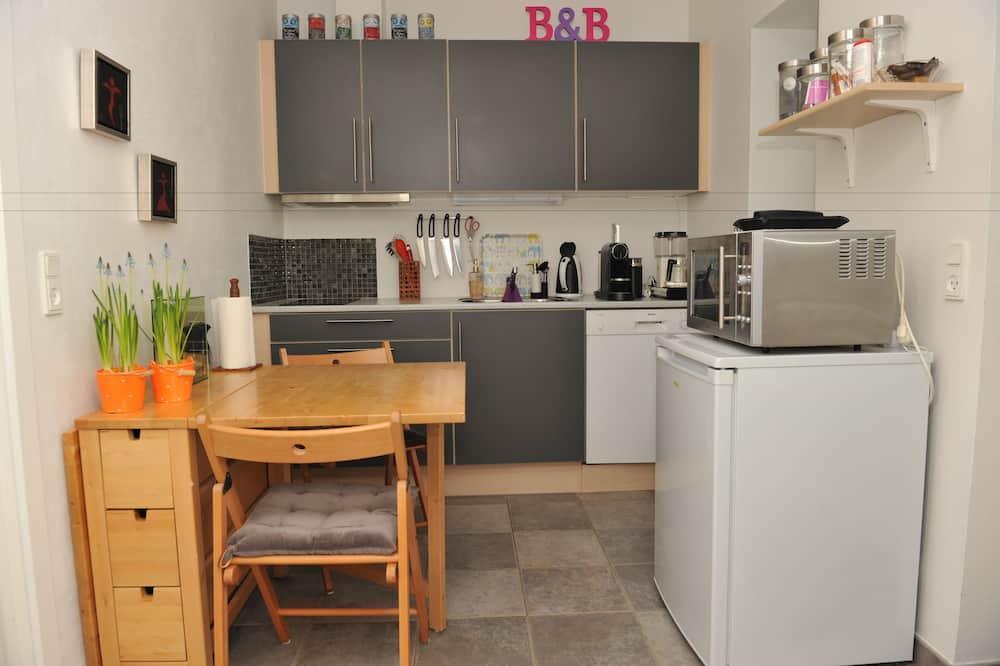 雙人或雙床房 - 共用廚房
