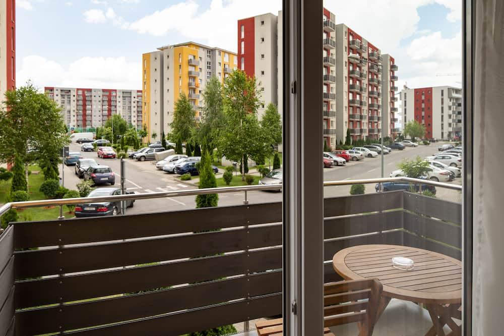 Apartamento, 1 habitación, balcón (Chess) - Balcón