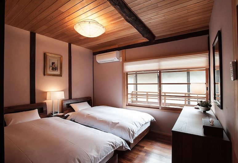 清水町屋旅館, Kyoto, 傳統聯排別墅, 3 間臥室, 城市景, 客房