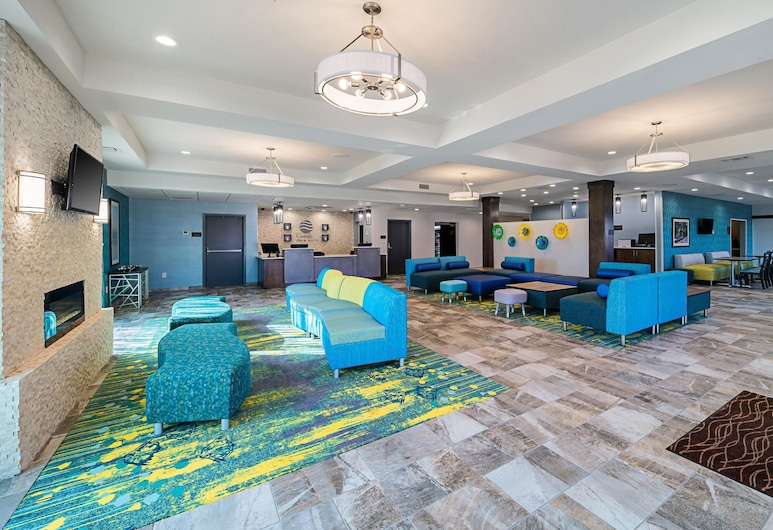 Comfort Inn & Suites Oklahoma City near Bricktown, Oklahoma City, Lobby