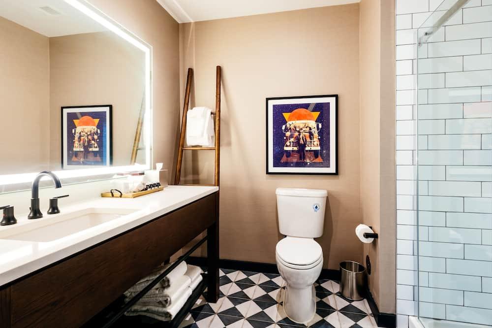 프리미엄룸, 킹사이즈침대 1개 - 욕실