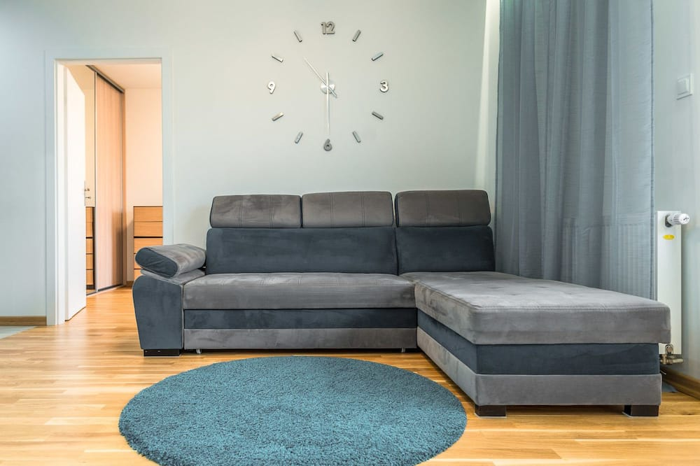 Апартаменти «Делюкс» (Mogielnicka 31) - Житлова площа