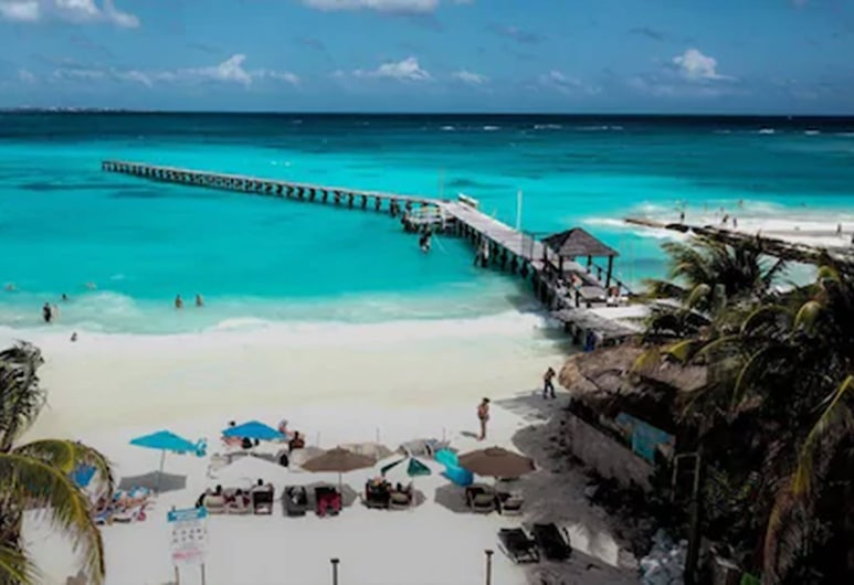 La Palma Beachfront Hotel & Club Nautico, Cancun
