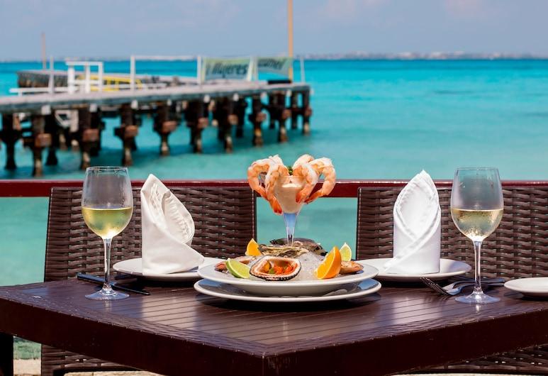 La Palma Beachfront Hotel & Club Nautico, Cancún, Restaurant