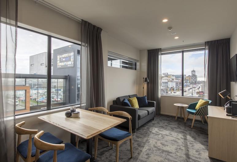 Quest on Manchester, Christchurch, apartman, 1 hálószobával, Szoba