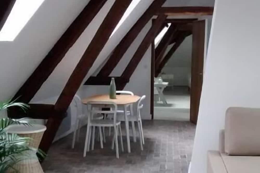 Apartment (La Chapelle) - Living Area