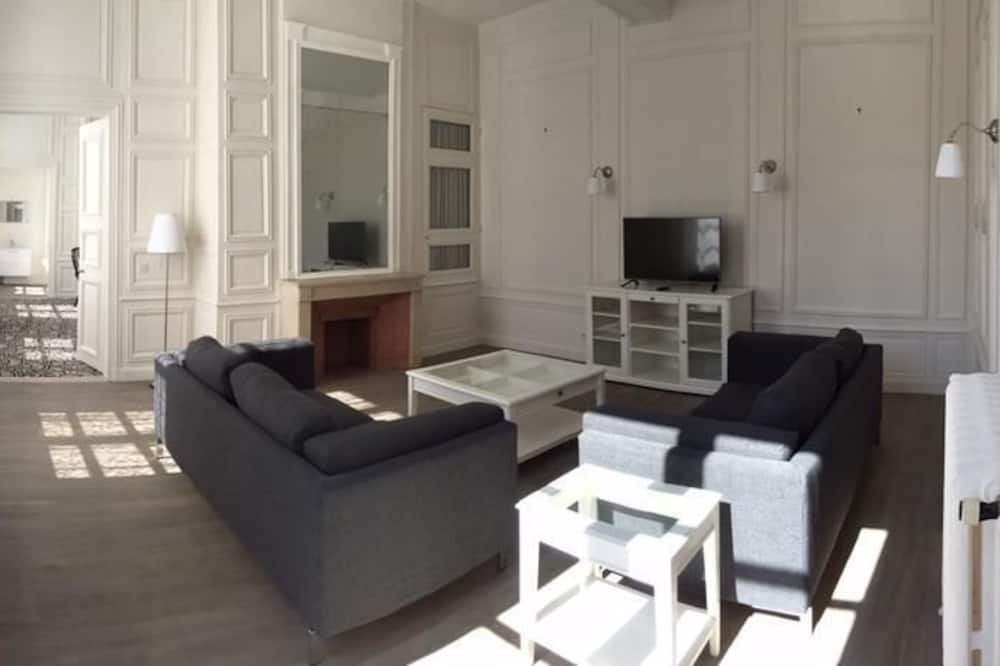 Apartment (Suite Luxe) - Living Area