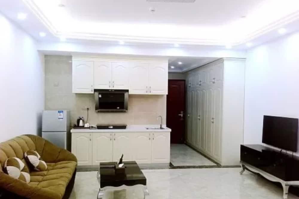 豪華大床房 - 客廳