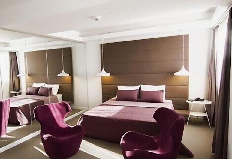 Time Hotel Mecidiyekoy, İstanbul, Deluxe Tek Büyük Yataklı Oda, Oda