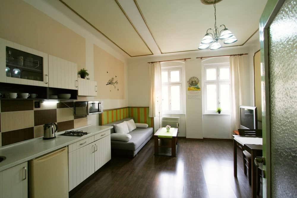 Apartment (Stanislava) - Living Area