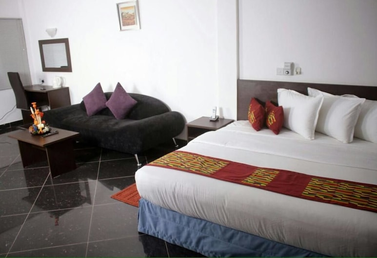 PSB Guest House, Accra