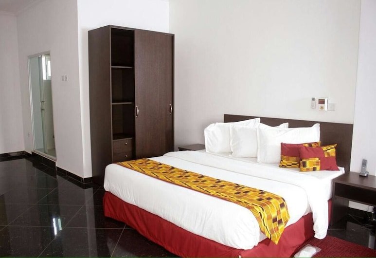 PSB Guest House, Accra, Executive Double Room, 1 Queen Bed, Non Smoking, Guest Room