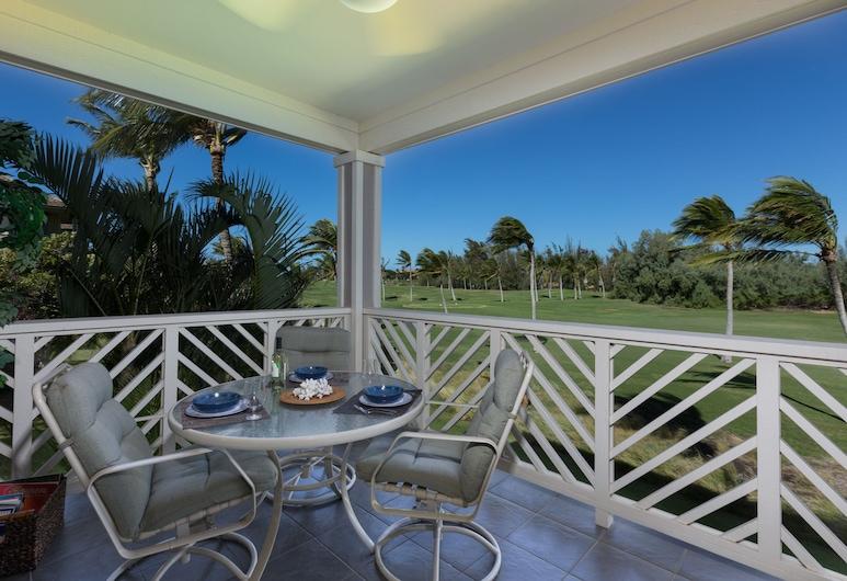 Kolepa Aloha, Waikoloa, Balkon