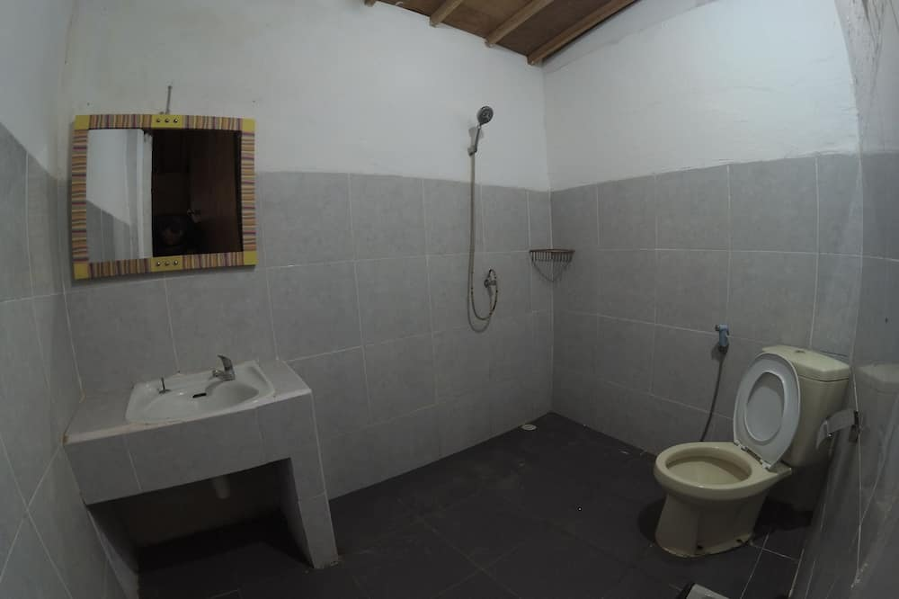 豪華單棟小屋 - 浴室