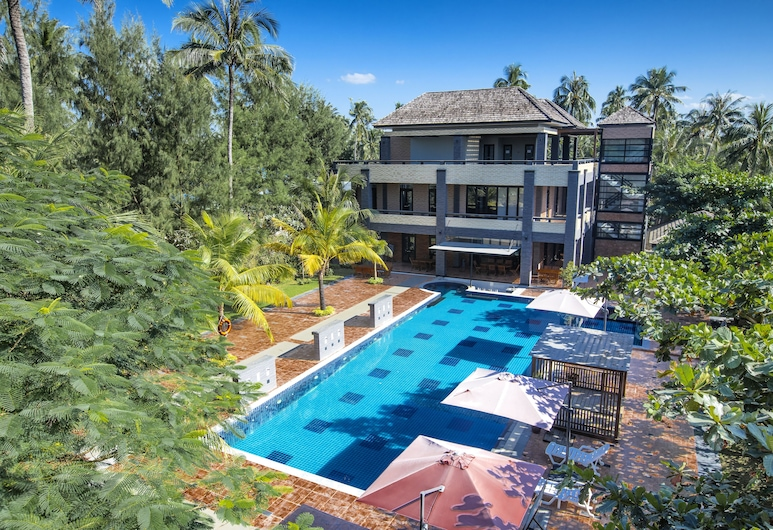 Ocean Paradise Resort, Plážový rezort Ngwe Saung