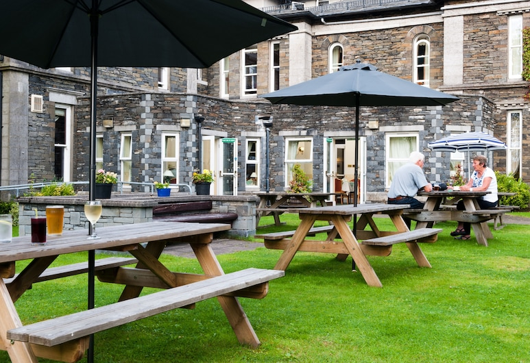 Windermere Manor Hotel, Windermere, Restauration en terrasse