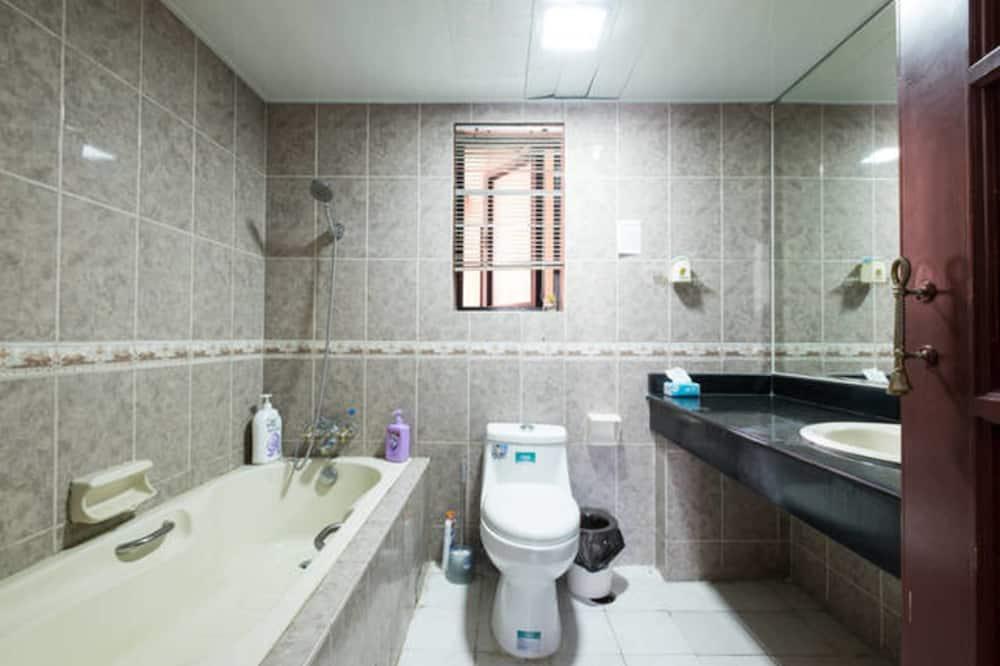 豪華大床房 - 浴室
