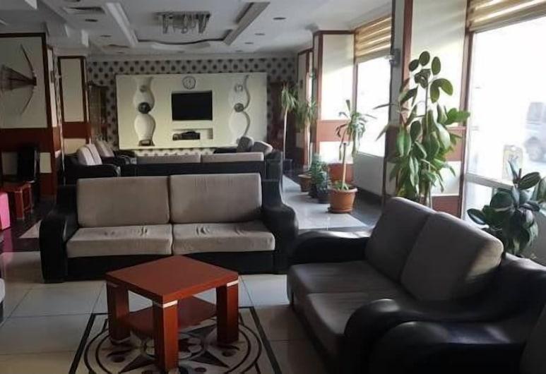 Kafkas Ari Hotel, Ardahan, Lobi Oturma Alanı