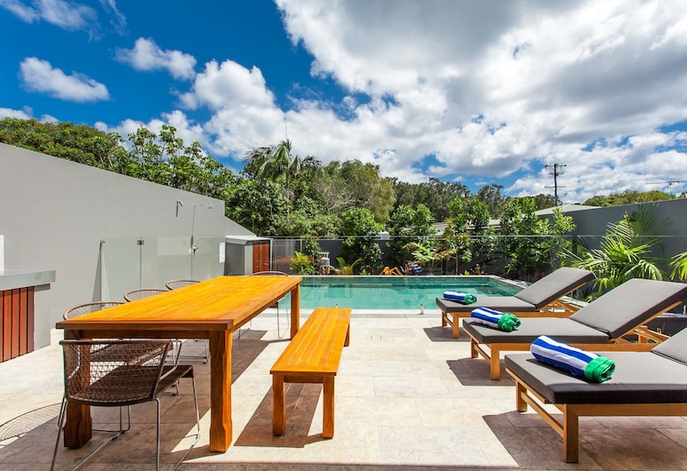 Stonecutters 2 - family home in the heart of Byron, Byron Bay, Piscina al aire libre