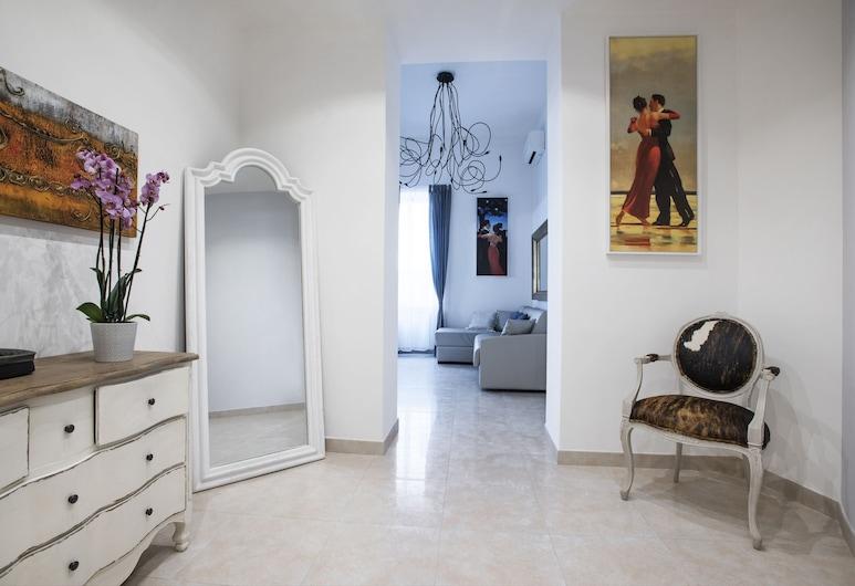 Trevi Luxury Terrace, Rome, Sisäänkäynti