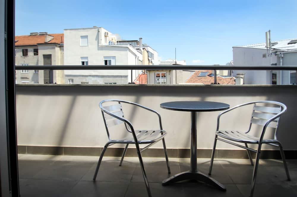 Apartmán typu Premium, 1 ložnice, nekuřácký - Balkón