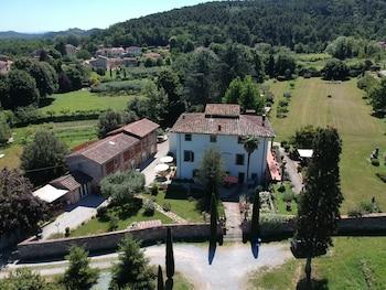 A(z) Villa Rossini hotel fényképe itt: Capannori