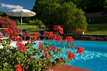 卡帕諾里羅西尼別墅飯店的相片