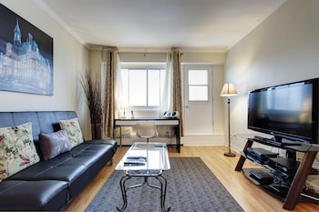 Picture of 1-Bedroom Crescent Street by Hometrotting  in Montreal