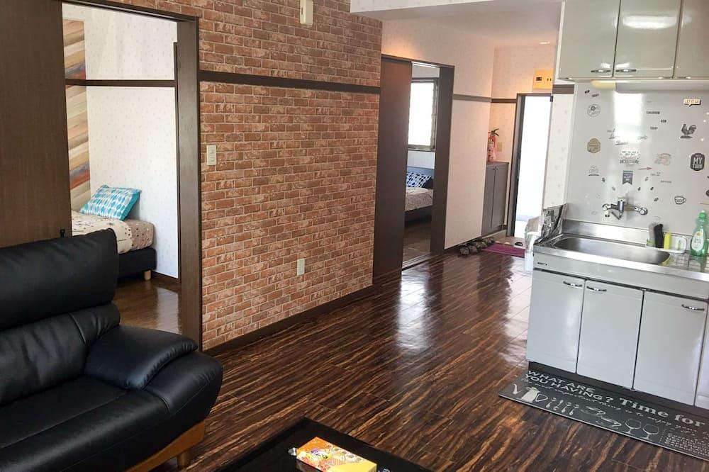 頂級客房, 非吸煙房 - 客廳
