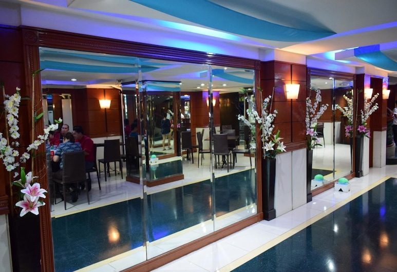 시티스테이트 호텔 키아포, 마닐라, 로비