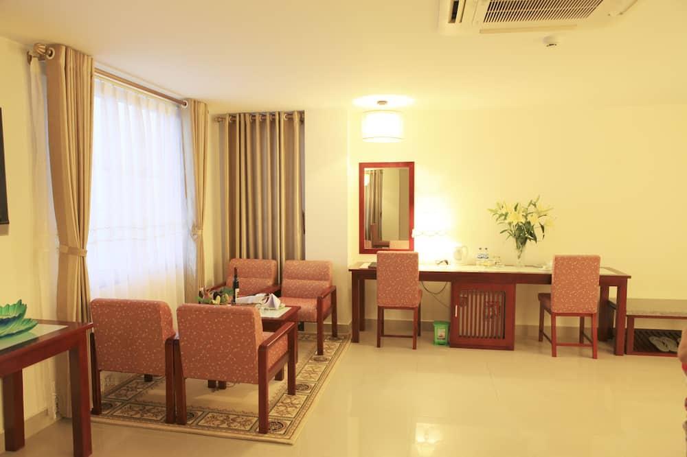 VIP Room - Living Area