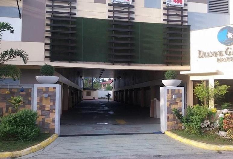 Dianne Gardens Hotel, Mabalacat City, Hotellin julkisivu