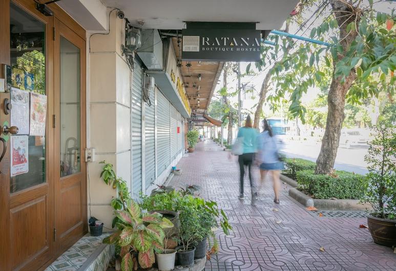ランタナ ブティック ホステル, バンコク, ホテルのフロント