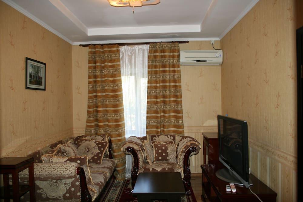 Номер-люкс бізнес-класу, 1 спальня - Житлова площа