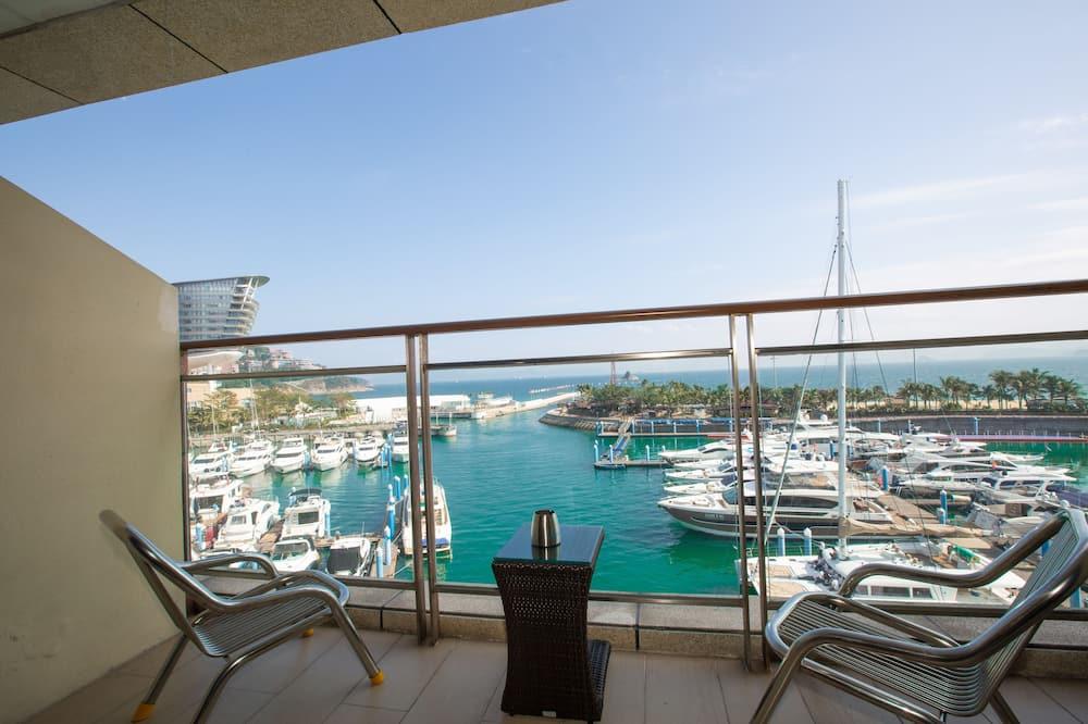 Двомісний номер «Делюкс», з видом на океан - Балкон