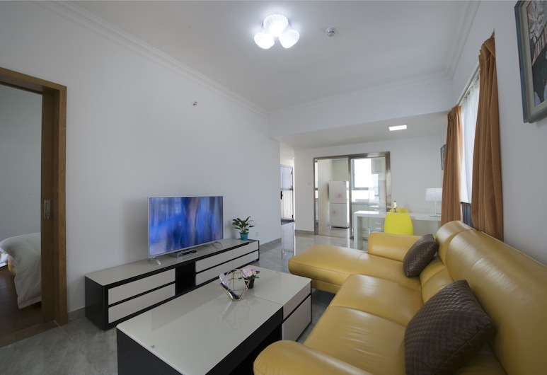 Shen Gang Executive Apartment, Shenzhen, One Bedroom Design Apartment, Room