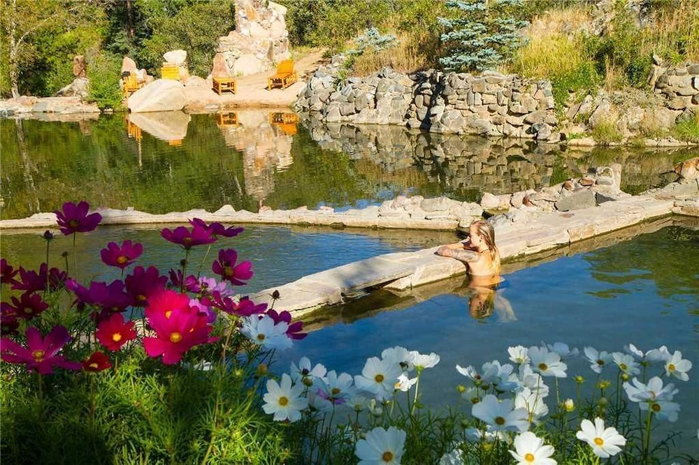 316 Storm Meadows Club C Apartment 1 Steamboat Springs Natural Pool