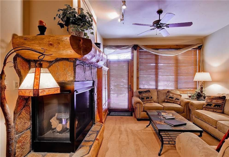 3102 Champagne Lodge, Trappeur's Crossing Apartment 2, Steamboat Springs, Apartment, Wohnbereich