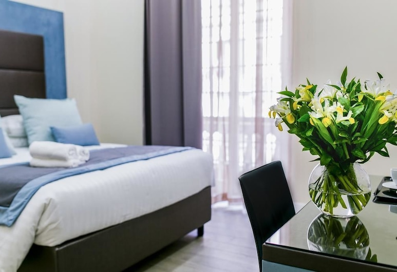 Bloom Apartment by La Griffe, Rome, Double Room, Guest Room