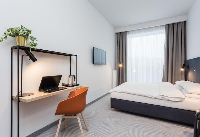 Platinum Hotel & Residence Wilanów, Warszawa, Pokój dwuosobowy typu Classic, Pokój