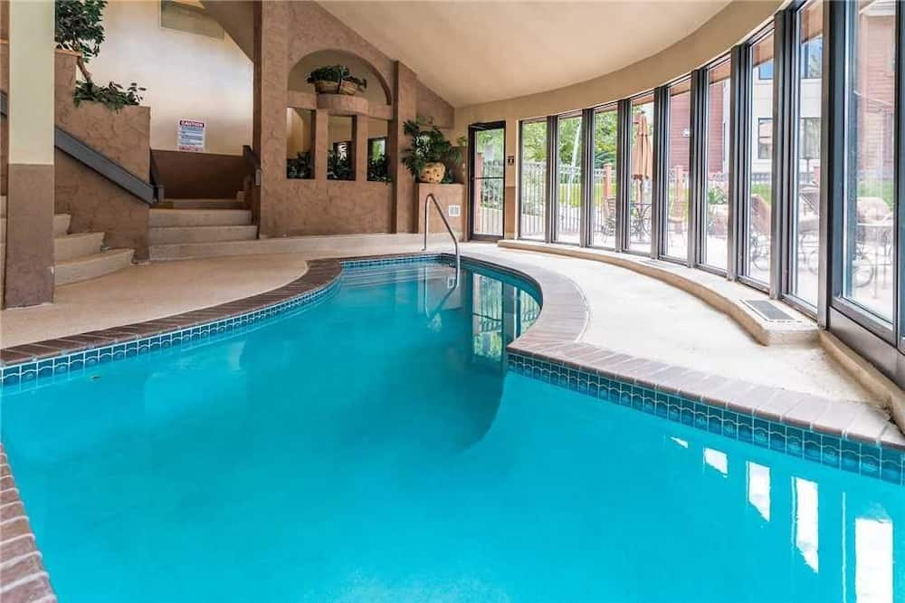 شقة - عدة أسرّة (1211 Trappeur's Lodge, Trappeur's Cro) - حمّام سباحة داخلي