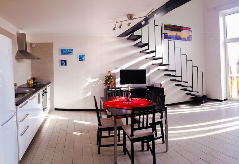 Sweet Home Toledo, Naples, Apartmán, 1 spálňa, výhľad na mesto, Obývačka