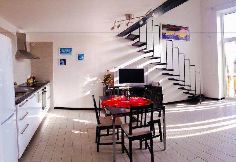 Sweet Home Toledo, Νάπολη, Διαμέρισμα, 1 Υπνοδωμάτιο, Θέα στην Πόλη, Καθιστικό