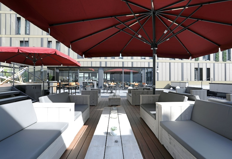 sander Hotel, Koblenz, Terrace/Patio