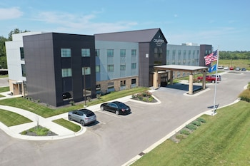 Foto van Country Inn & Suites by Radisson Lawrence in Lawrence